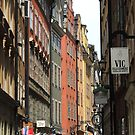 Stockholm Old Town-  Sweden by mikequigley