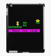 Make the Leap iPad Case/Skin