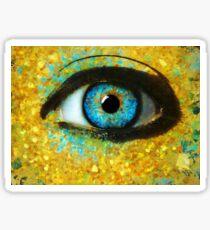 Art Eye Sticker