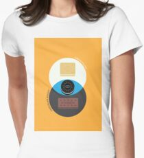 Biscuit Sandwiches Women's Fitted T-Shirt