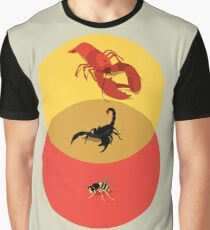 Pinchy and Stingy Graphic T-Shirt