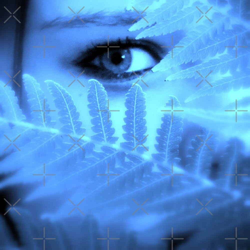 Looking thru the blue.. by webgrrl