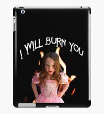 Burn You iPad Case/Skin