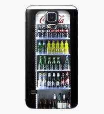 Soft Drinks Cabinet Case/Skin for Samsung Galaxy