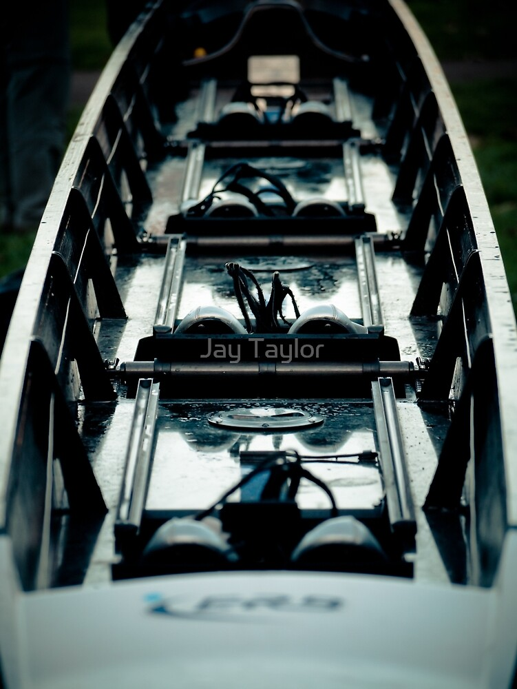 These Shoes are Made For Rowing by Jay Taylor
