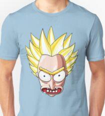 Super Saiyan Rick T-Shirt
