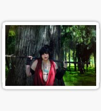 MORRIGAN COSPLAY / DRAGON AGE ORIGINS 03 Sticker