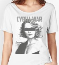 Cybill War Women's Relaxed Fit T-Shirt