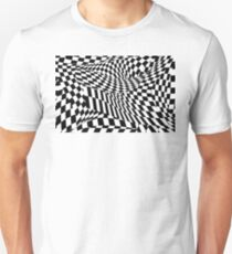 Abstract - Ow my eyes Unisex T-Shirt