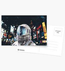 Nachtleben Postkarten