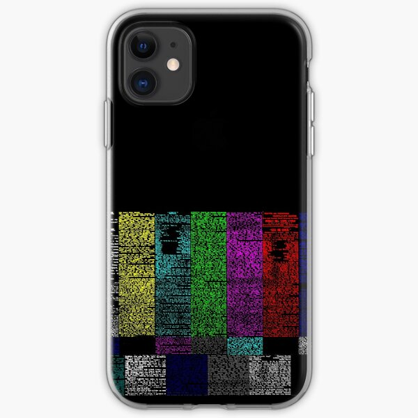 there's a reason it's called programming iPhone Soft Case