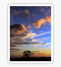 Skyscapes : Ferntree Gully Sticker