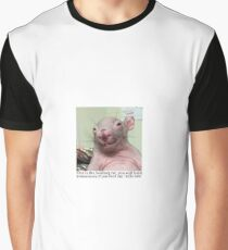Hello Rato Graphic T-Shirt