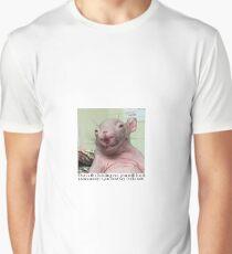 Hello Rato Graphic T-Shirt
