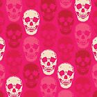 Saccharine Skulls by Tracie Andrews