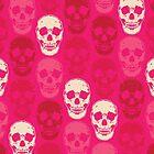 Saccharine Skulls by Tracie Andrews
