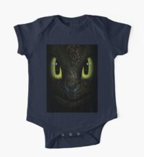 Big Toothless From How To Train Your Dragon One Piece - Short Sleeve