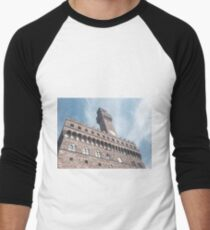 Florencia architecture Men's Baseball ¾ T-Shirt