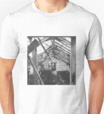 Abandoned conservatory Unisex T-Shirt
