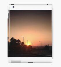 Sunset Intersection iPad Case/Skin