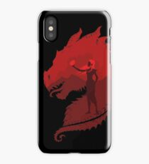 Mother of Dragons (Dark) iPhone Case/Skin