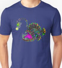 Electric Angler Fish Unisex T-Shirt