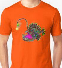 Electric Angler Fish Unisex T-Shirt