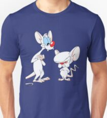 Best Friend Pinky And Brain T-Shirt