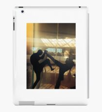 Martial Arts iPad Case/Skin