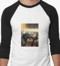 Martial Arts Men's Baseball ¾ T-Shirt