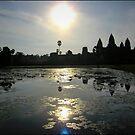 ANGKOR WAT TiME 10am| CAMBODIA by webgrrl