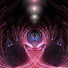 Alegixa - Fractal Angel by webgrrl