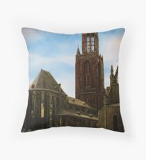 Lille | France Throw Pillow