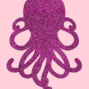 Pink Glitterpus by Mewsa