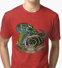 Marine life Tri-blend T-Shirt