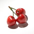 cherries by Dave Milnes
