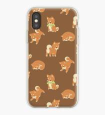 Tiny Shibas iPhone Case