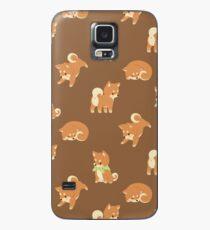 Tiny Shibas Case/Skin for Samsung Galaxy