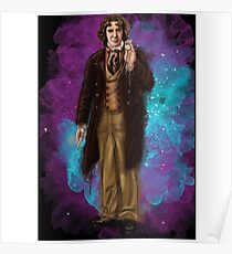 Paul McGann as Doctor Who Poster