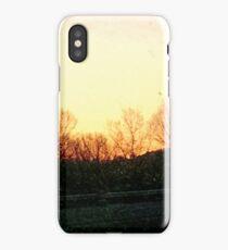 Sun Set iPhone Case
