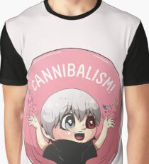 Cannibalism! Graphic T-Shirt