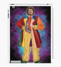 Colin Baker as Doctor Who iPad Case/Skin