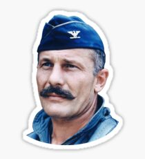 Colonel Robin Olds Sticker