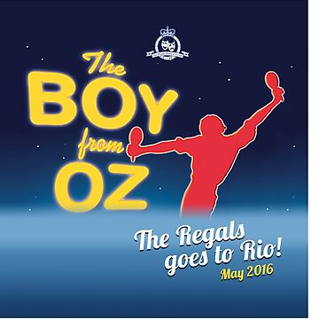 Regals - THE BOY FROM OZ - The Regals Goes To Rio - 3 by RegalsMusicals
