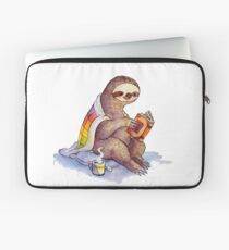 Cozy Sloth Laptop Sleeve
