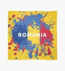 Romania Scarf