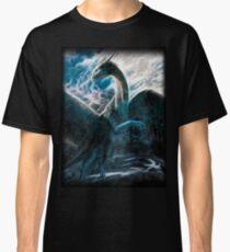 Saphira The Dragon From The Hit Eragon Movie Classic T-Shirt
