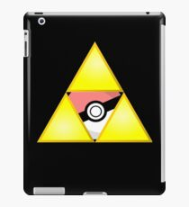 Zelda Triforce (Courage, Wisdom, Power, and Pokemon) iPad Case/Skin