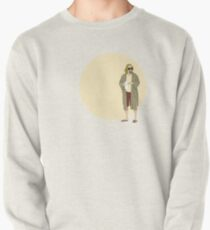 The Dude The big Lebowski Circle Pullover