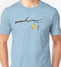 I Love Birds - Bird Feeding Month Unisex T-Shirt